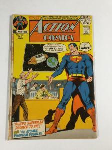 Action Comics 408 6.0 Fn Fine Dc Bronze Age