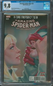 Amazing Spider-Man #21 CGC Graded 9.8
