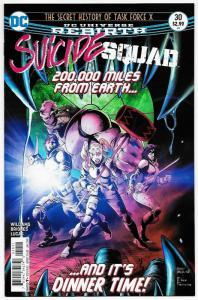 Suicide Squad #30 Rebirth Main Cvr (DC, 2018) NM