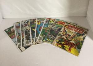 Daredevil 103-198 17 Issue Lot Set Run Vg/Fn-Fn/Vf 5.0-7.0