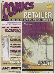 Comics Retailer #87 VG; Krause | low grade comic - save on shipping - details in