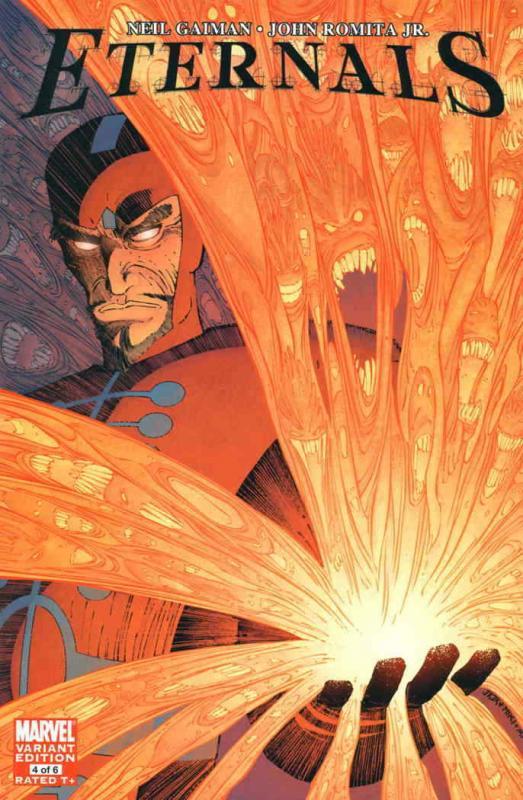 Avengers Forever #4A FN 1999 Stock Image