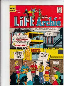 Life with Archie #115 (Nov-71) NM- High-Grade Archie, Jughead, Betty, Veronic...