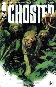 Ghosted #9 VF/NM; Image | save on shipping - details inside