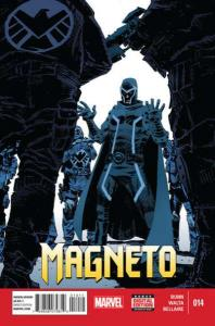 Magneto (2014 series) #14, NM + (Stock photo)