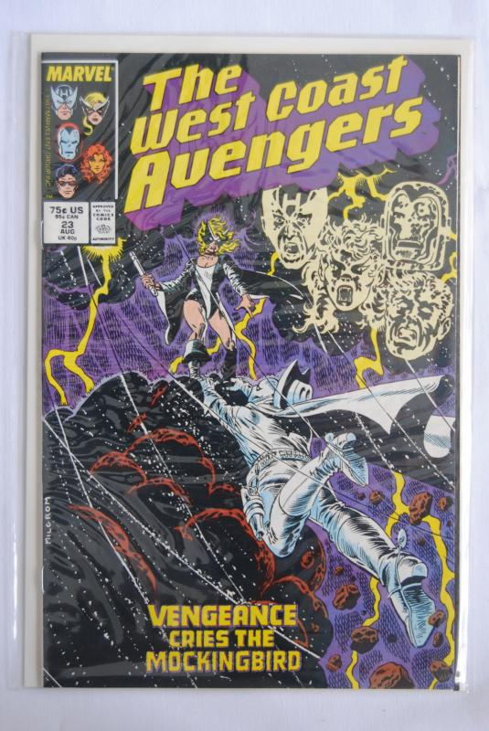 The West Coast Avengers 23