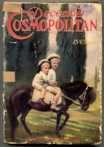 Cosmopolitan December 1909- Children Who will be Kings FAIR