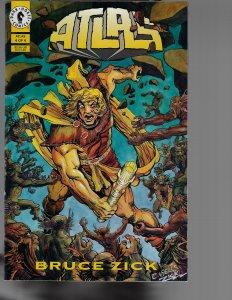 Atlas #4 (Dark Horse, 1994) NM