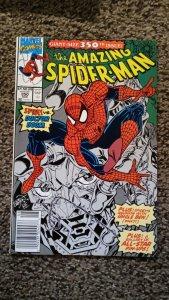 The Amazing Spider-Man #350 (1991) VF-NM