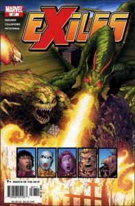 Marvel EXILES (2001 Series) #67 VF