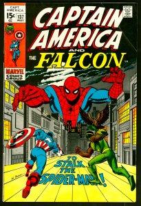 Captain America #137