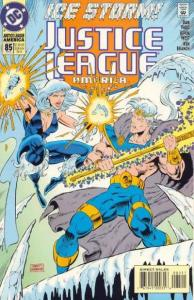 Justice League (1987 series) #85, NM (Stock photo)