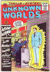 Unknown Worlds of Science Fiction #41 (Aug-65) VG/FN Mid-Grade