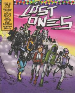 Lost Ones, the (Zune Arts) TPB #1 VF/NM; Microsoft | save on shipping - details
