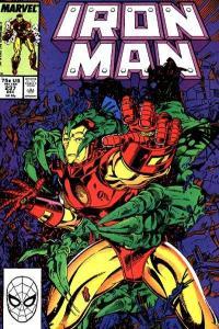 Iron Man (1968 series) #237, VF+ (Stock photo)