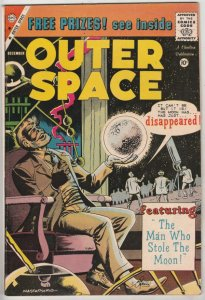 Outer Space #25 (Dec-59) VF/NM High-Grade