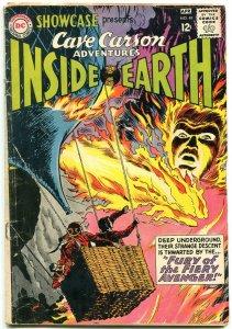 Showcase #49 1963- CAVE CARSON- DC Silver Age VG