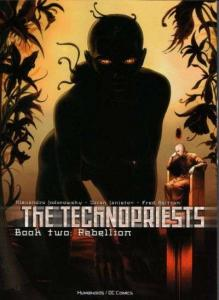Technopriests #2, NM + (Stock photo)