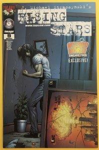 RISING STARS 9 WIZARD WORLD CHICAGO CON COVER 2000
