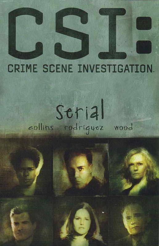 CSI: Crime Scene Investigation TPB #1 VF; IDW | save on shipping - details insid