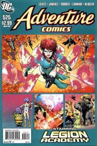Adventure Comics (2009 series) #525, NM (Stock photo)