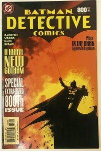 DETECTIVE COMICS#800 VF/NM 2005 DC COMICS