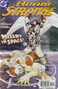 Adam Strange (2nd Series) #3 FN; DC | save on shipping - details inside