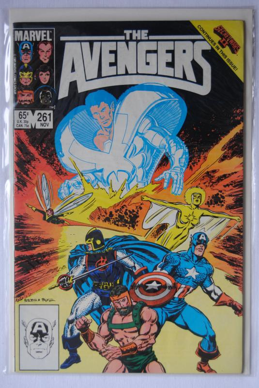 The Avengers, 261