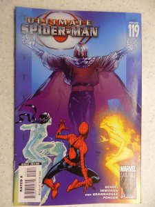 ULTIMATE SPIDER-MAN # 119