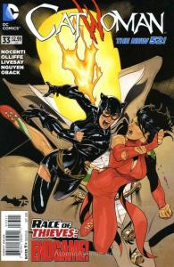 Catwoman (4th Series) #33 FN; DC | save on shipping - details inside