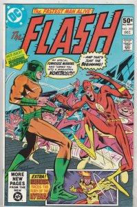 Flash, The #292 (Dec-80) NM- High-Grade Flash