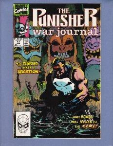 Punisher War Journal #17 VF/NM Marvel 1990