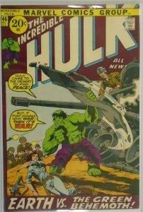 The Incredible Hulk #146 - 5.0 VG/FN - 1971
