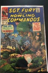 Sgt. Fury #46 (1967)