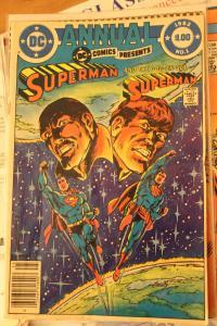 DC Comics Presents Annual 1  NM