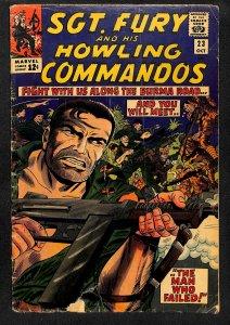 Sgt. Fury #23 (1965)