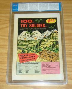 Marvel Tales #1 CGC 4.5 annual - spider-man/hulk/thor/iron man/nick fury 1964