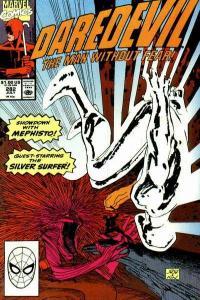 Daredevil (1964 series) #282, VF (Stock photo)