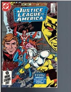 Justice League of America #235 (1985)