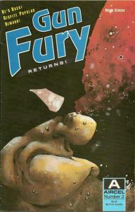 Gun Fury Returns #2 FN; Aircel | save on shipping - details inside