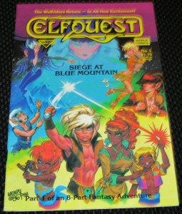 ElfQuest: Siege At Blue Mountain #1 (1987)