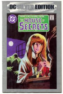 House of Secrets Silver Edition 1993- 1st SWAMP THING reprint VG+