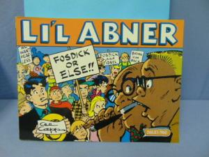 Al Capp Li'l Abner Dailies Comic Collection 1960 Anthology Volume 26 MINT