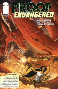 Proof Endangered #3 VF/NM; Image | save on shipping - details inside