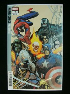 Marvel Comics Presents #8 2019 Sandoval Variant Cover 08