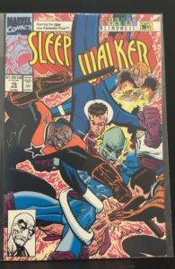 Sleepwalker #15 (1992)