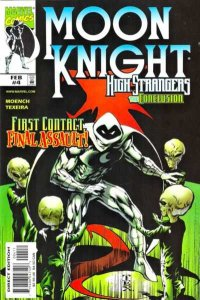 Moon Knight (1999 series) #4, NM- (Stock photo)