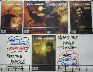 THE EXECUTIONER: Devil's Tools (IDW, 2008) #1-5 COMPLETE VF-NM Don Pendleton