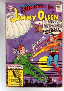 Superman's Pal Jimmy Olsen #89 (Dec-65) GD Affordable-Grade Jimmy Olsen