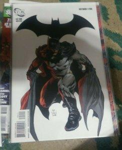 Batman #706 2011 dc comic dark knight kung fu bruce wayne tony daniel